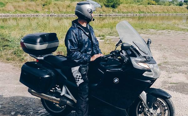 The Subcarpathian region on a motorcycle is not only the Bieszczady Mountains!