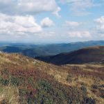 A trip to the Bieszczady Mountains by motorcycle – in search of the angels
