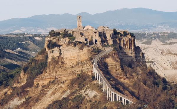 By motorcycle to Italy – route through Austria