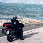 Island of Pag in Croatia – by motorcycle to the moon and back
