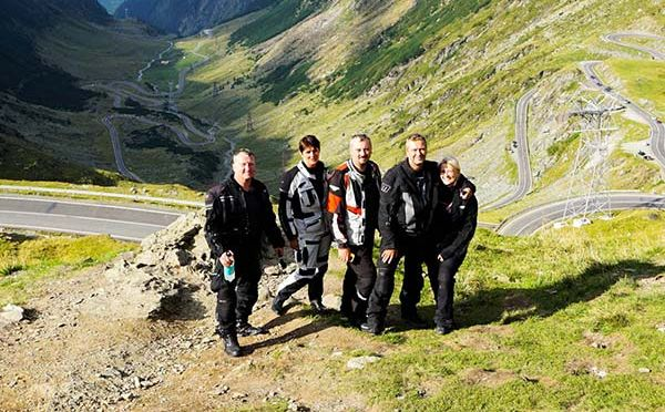 The Transfagarasan by motorcycle – the most beautiful route in Europe?