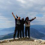 The Lovcen by a motorcycle – our journey through the most twisted route in Montenegro