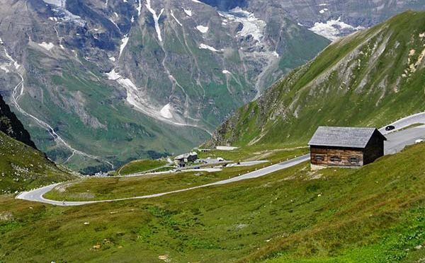 Alps and Dolomites on a motorcycle – plan of the trip – maps, route and tips