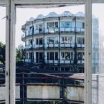 An abandoned resort on Lake Lucien – a special attraction for urbex lovers