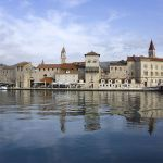 Trogir – one of the most beautiful port towns in Dalmatia